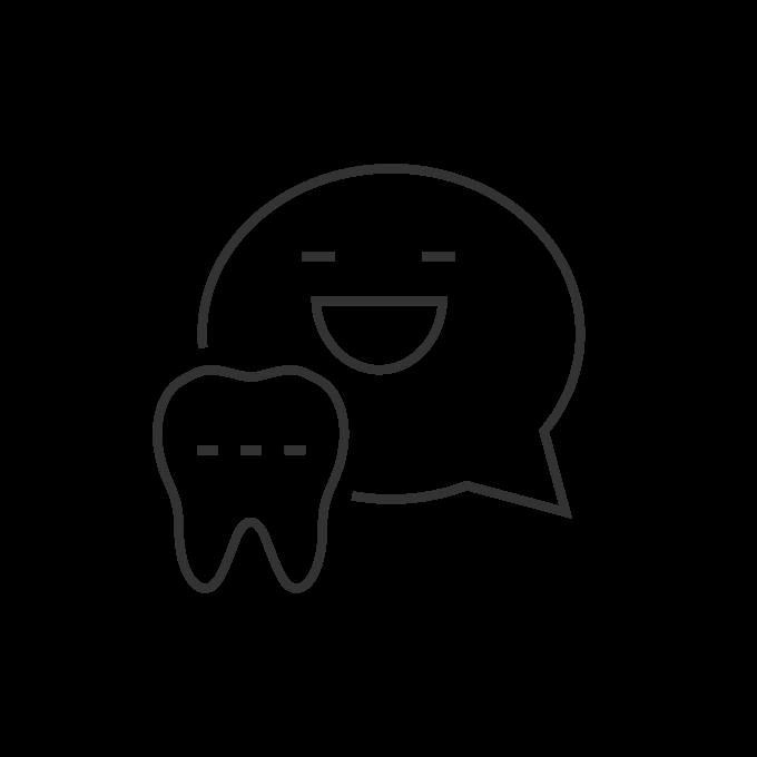 image dental care black